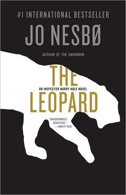 The Leopard by Jo Nesbø