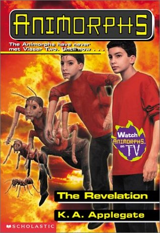 The Revelation (Animorphs, #45)