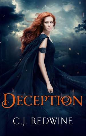 Deception (The Courier's Daughter Trilogy, #2)