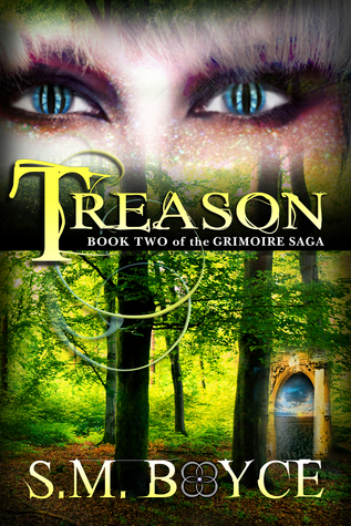 Treason (The Grimoire Saga, #2)