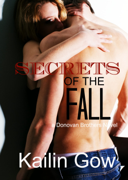 Secrets of the fall (Loving summer: Donovan brothers #2)