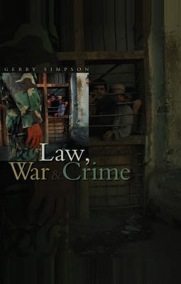 War Crimes Trials by Gerry Simpson