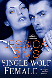 Review: Single Wolf Female by Jessica Sims