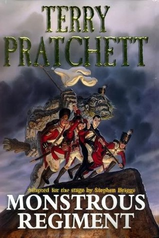 Monstrous Regiment by Stephen Briggs