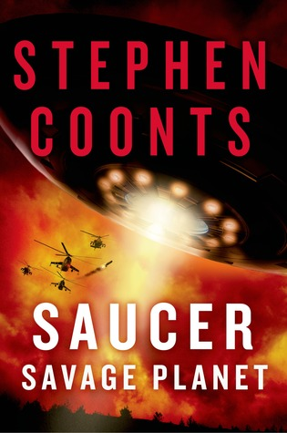 Savage Planet (Saucer  3) - Stephen Coonts