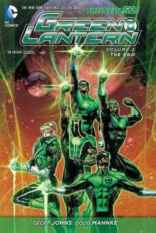 Green Lantern, Vol. 3: The End