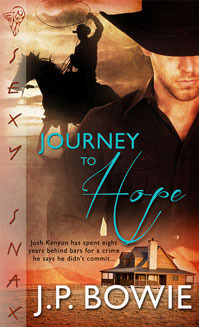 Review: Journey to Hope (Ride 'Em #4) by J.P. Bowie