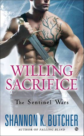 Willing Sacrifice (Sentinel Wars, #8)