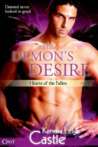 The Demon's Desire (Hearts of the Fallen, #2)