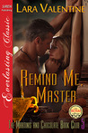 Remind Me, Master (The Martinis and Chocolate Book Club #5)