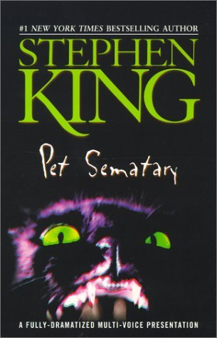 Pet Sematary by Gregory Evans