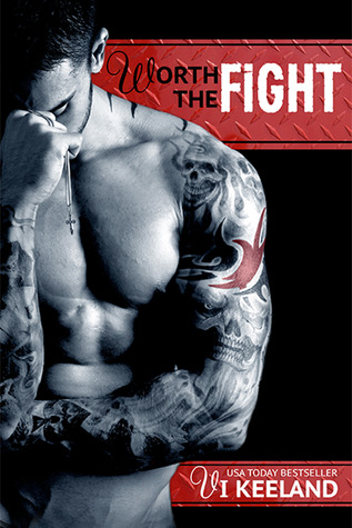 Worth the Fight (MMA Fighter, #1)