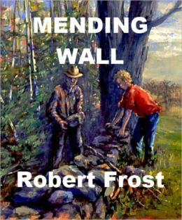 a review of robert frosts mending wall Episode 160- mending wall by robert frost literary gladiators loading tori reviews valor edited by isabelle melancon - duration: 5:11.