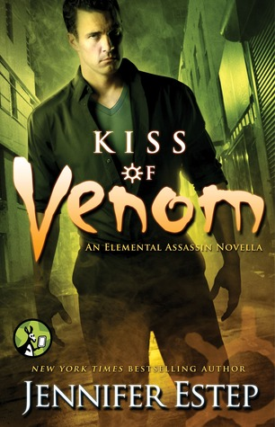 Review: Kiss of Venom by Jennifer Estep