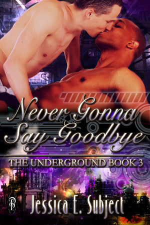 Spotlight: Never Gonna Say Goodbye by Jessica E. Subject