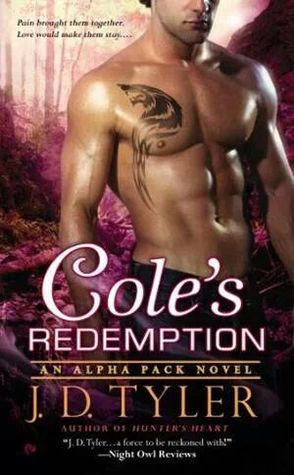 Cole's Redemption (Alpha Pack #5)