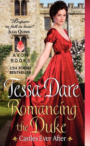 Romancing the Duke (Castles Ever After, #1)