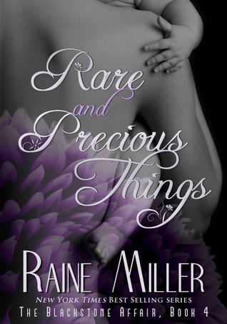 Rare and Precious Things (The Blackstone Affair, #4)