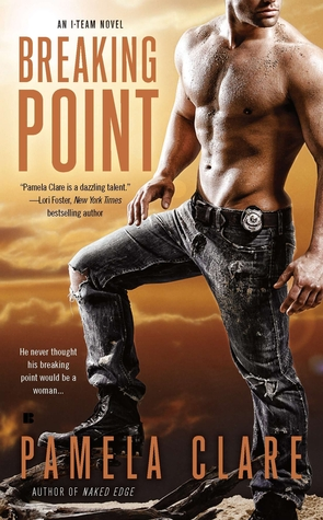 Breaking Point (I-Team, #5)