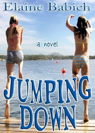 Jumping Down by Elaine Babich