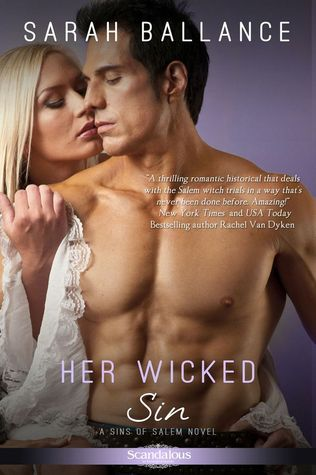 Her Wicked Sin (Sins of Salem #1)