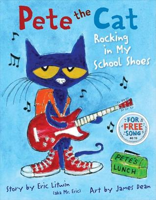 Pete the Cat by Eric Litwin