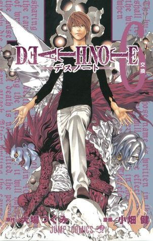 DEATH NOTE, Volume 6 (Japanese)