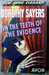 In the Teeth of the Evidence (Lord Peter Wimsey Mysteries, #14)