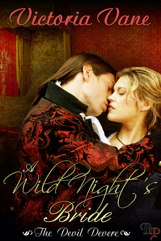 A Wild Night's Bride by Victoria Vane