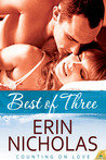 Best of Three (Counting on Love, #3)