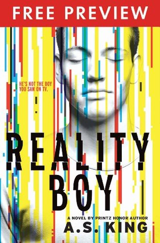 Reality Boy - FREE PREVIEW EDITION (The First 14 Chapters)