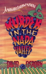 Murder in the Napa Valley by David Osborn