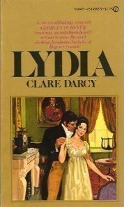 Lydia or Love Town by Clare Darcy