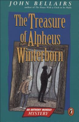 The Treasure of Alpheus Winterborn (Anthony Monday Mysteries, #1)