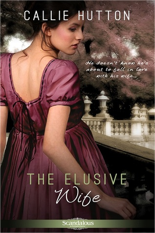 Post thumbnail of Review: The Elusive Wife by Callie Hutton