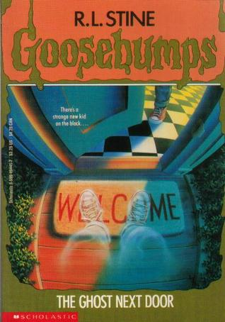 The Ghost Next Door by R.L. Stine