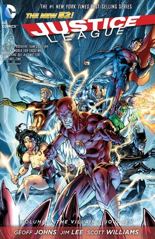 Justice League, Vol. 2: The Villain's Journey