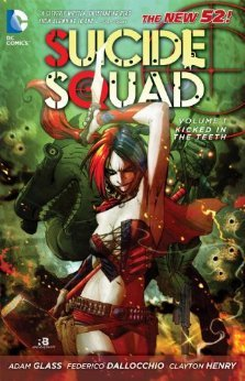 Suicide Squad, Vol. 1 by Adam Glass