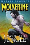 Wolverine Legends - Vol. 3: Law of the Jungle