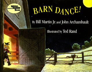 Barn Dance! by Bill Martin Jr.