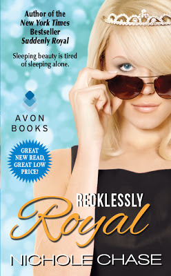 Recklessly Royal (Suddenly, #2)