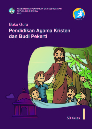 DOWNLOAD BSE BUKU PELAJARAN SD KELAS I - KURIKULUM 2013