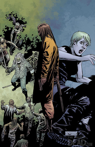 The Walking Dead, Issue #117