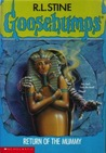 Return of the Mummy (Goosebumps, #23)