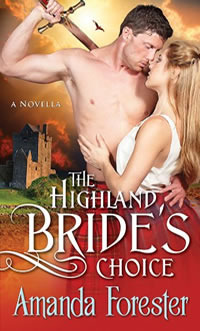 Highland Bride's Choice