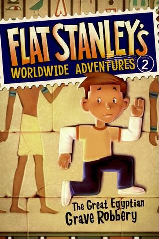 Flat Stanley's Worldwide Adventures #2 by Jeff Brown