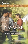 A Ranch for His Family by Hope Navarre