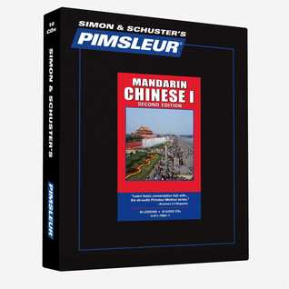Chinese (Mandarin) I, Comprehensive by Pimsleur Language Programs