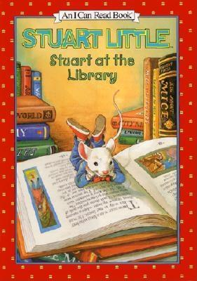 Stuart at the Library by Susan  Hill