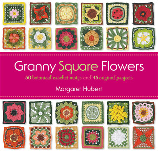 Granny Square Flowers by Margaret Hubert